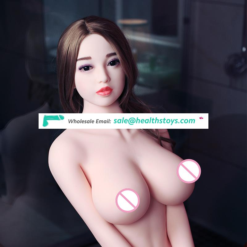 158 cm full size adult love doll silicon sex doll