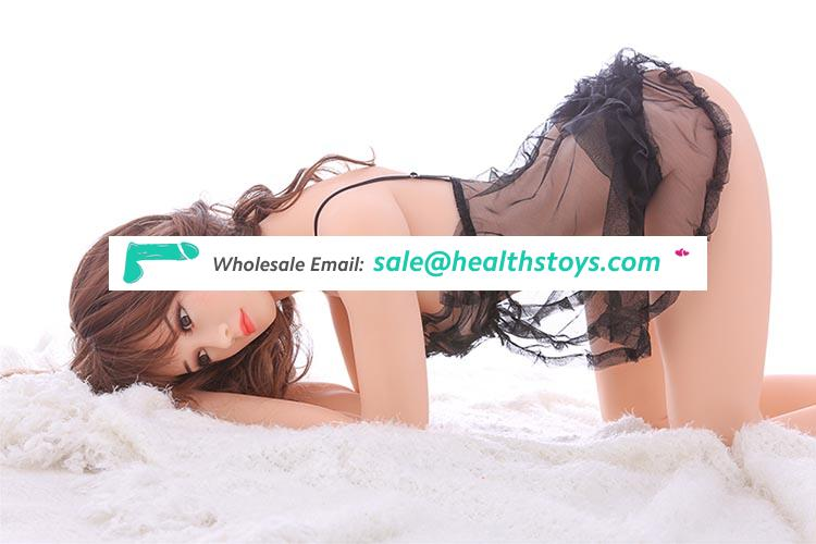 166cm Sex Doll Full Size Realistic Cheap Silicone Sex Doll for Men Sex