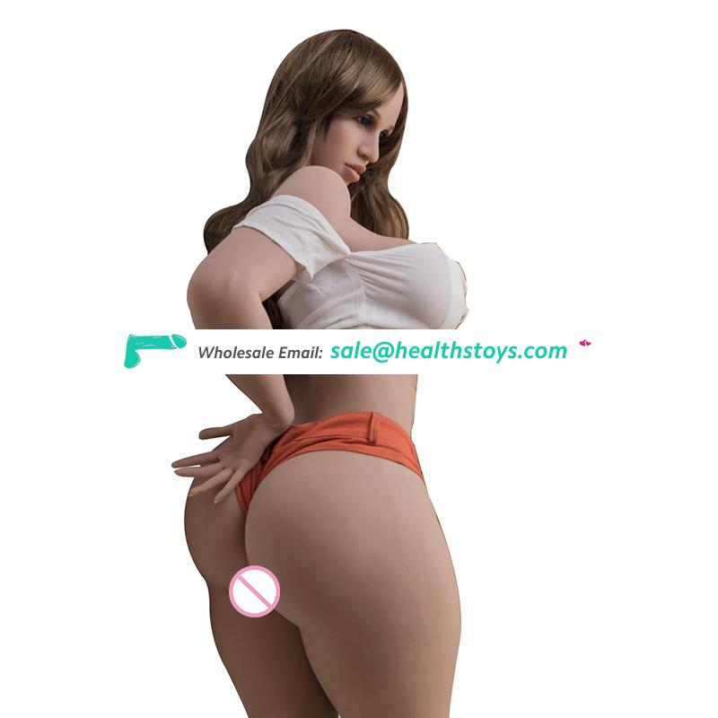 Adult big ass silicone sex doll with cheap price