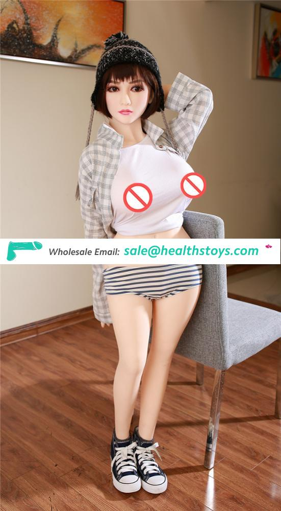 Factory wholesale 138 cm cheap sex dolls silicone sex doll lifelike rubber sex doll