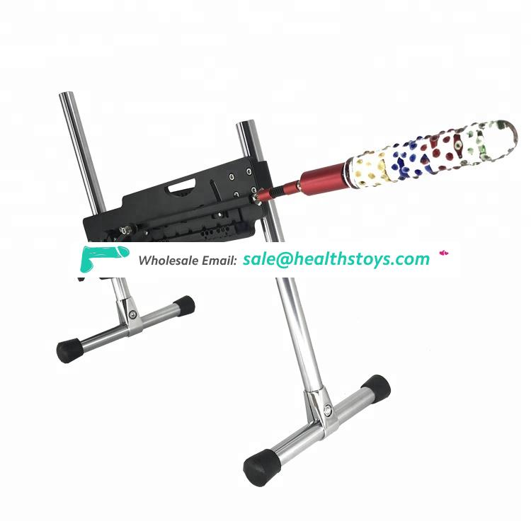 High quality electric shock sex machine for adult