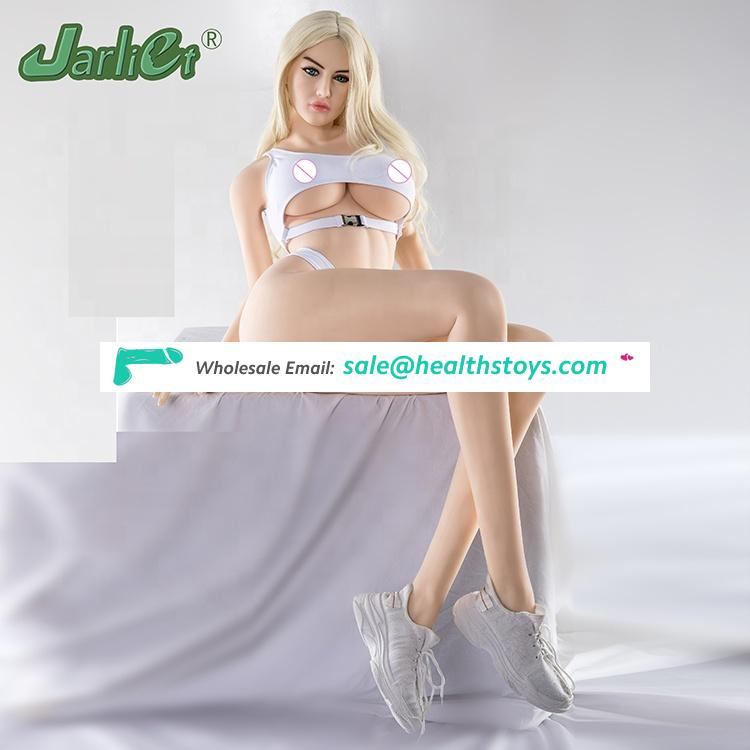 Jarliet Top Sell New Product Full Silicone Vagina Muscle shemale sex doll for Men sex