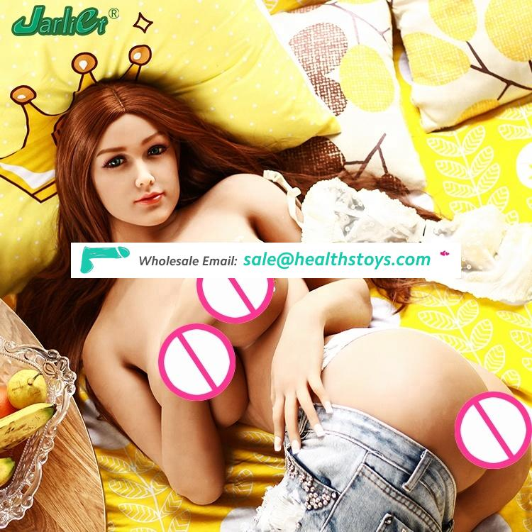 Jarliet Wholesale factory real young full realistic girl sex doll with big breast