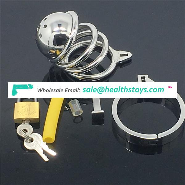 Metal male chastity device CB6000S cock cage penis ring male chastity belt penis lock sex products for men BDSM CBT Fetish C033