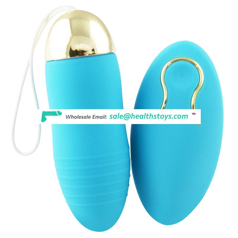 Remote sex jump ball sex toy exercise ball for vagina