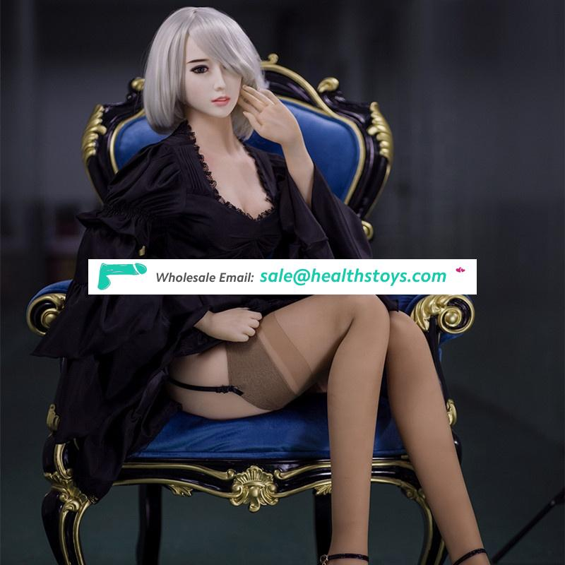 Sex Doll Products Full Body TPE with Metal Skeleton 170Cm Latest Lifelike Silicon Sex Doll For Adult
