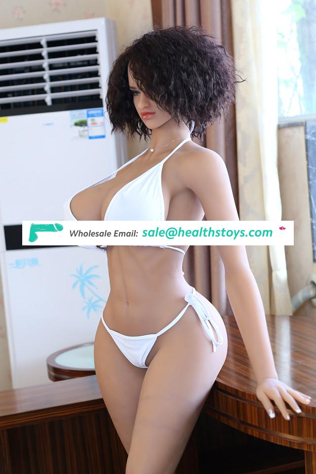 Western style life size 161cm height Sex Products Properties big ass big chest sex doll