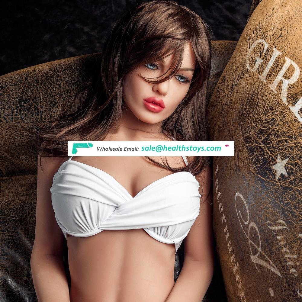 White underwear girl full body silicone sex doll for man 148cm sex doll