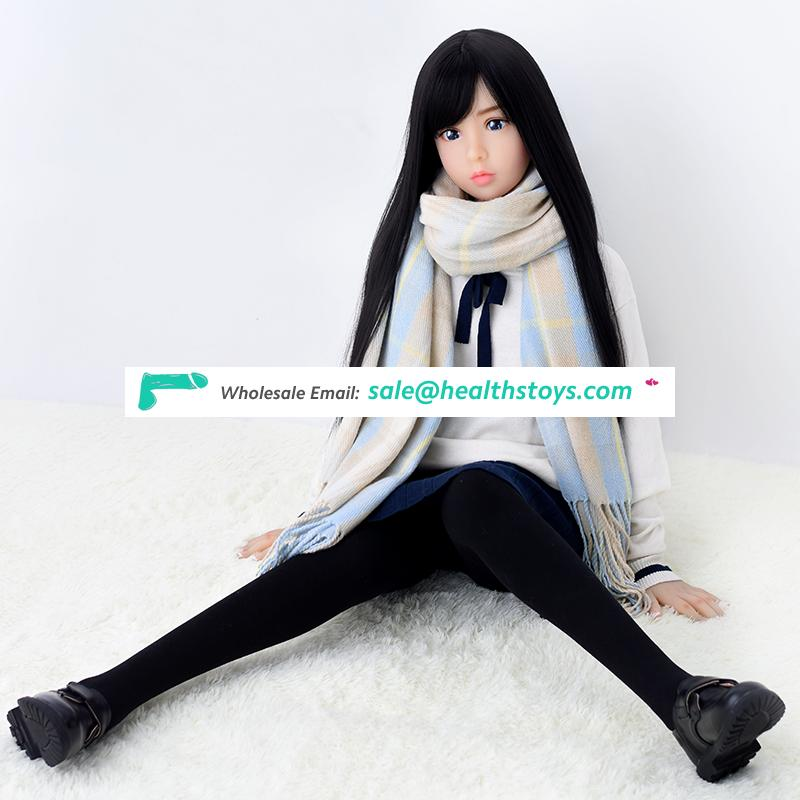 Lifelike full medical silicone real Solid mini sex Love doll with sex doll free sample