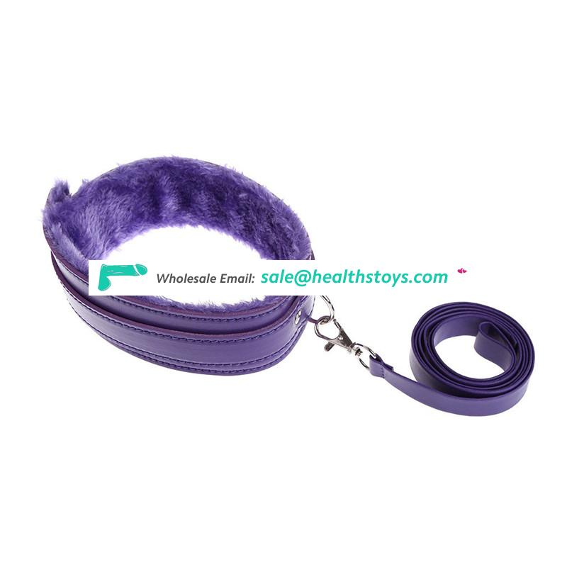 Sex Toys Leather Slave Sex Toys Leather Bondage Collar Sexy Games
