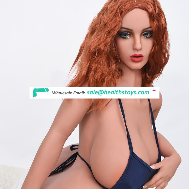 TPE cheap price silicon sex dolls silicone big ass and boobs love doll 135 cm huge dolls for men sex