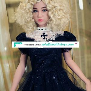 Full Silicone hot sale no smell food grade tpe Europe Face Sex Doll For Man