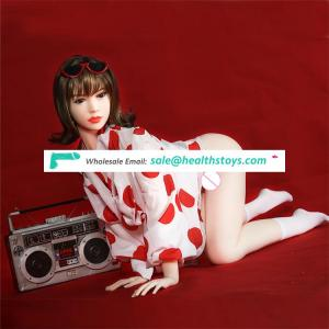 High quality beautiful full body 160cm young silicone sex doll real chinese sex doll