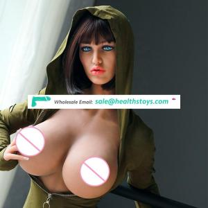 china factory 166cm blue eye hot sexy girl lifelike real life size full body realistic shemale silicon doll for man sex