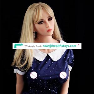 top selling blonde hair lifelike beauty hot sex doll real love doll for man