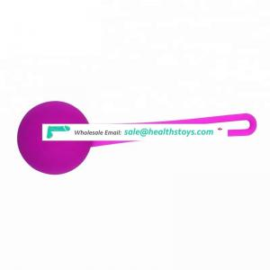 100% Silicone Waterproof Popular Kegel Balls Vagina Tight Exercise Vaginal tightening ball for female