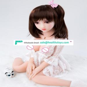 100cm Real Touching Life Like Silicone Mini Sex Doll for Men A1912