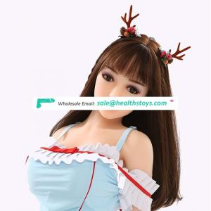 120cm anime real silicone sex toy doll for men