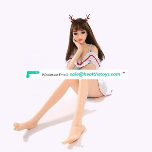 125cm height big breast silicon anal tpe sex doll