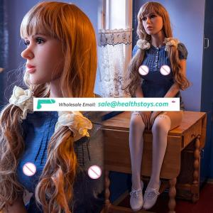 135cm-27kg Silicone Sex Doll for Men Realistic Big Breast Ass Vagina Anal TPE Love Doll Male Masturbation Oral Sex Adult Doll