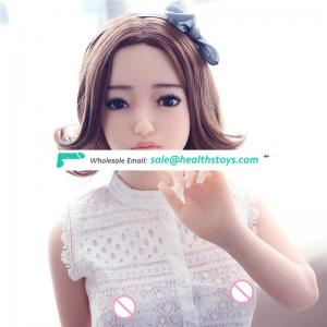 140cm Real Sex Doll Sexy with Big breast European and American Cute Girl Solid silicone for Men Customized