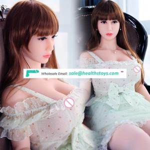 145cm High Quality Sex Dolls Masturbator Realistic Silicone Love Doll Metal Skeleton Big Breast Vagina Pussy Adult Sexy Toys