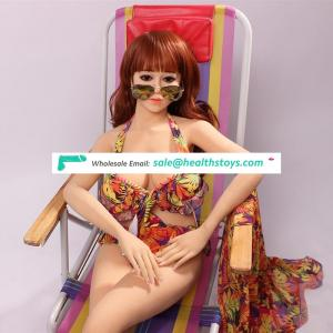 155cm 5.1FT realistic japanese sexy beautiful girl bikini 3d japanese little petite sexy girl real full silicone sex doll