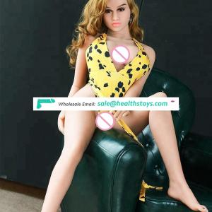 158 cm Big Chest Sex Doll Silicone For Men Sex