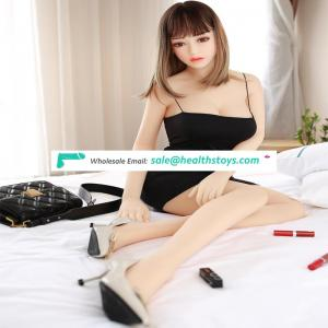 158cm Young Girl Sex Toys Lifelike Silicone Doll Sexy Body Sex Doll with Men  F013