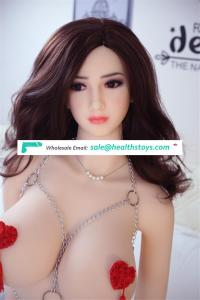 160cm Realistic Sex Doll With Multi-jointed Skeleton Mouth Vagina Anal Sex