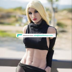 164cm realistic young American girl TPE silicon fat ass sex doll for men Masturbation