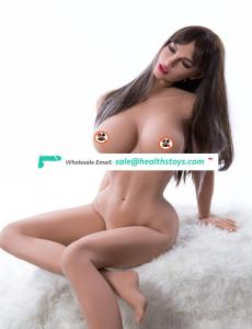 166cm hot black sex doll 2018 new with no smell 100% TPE
