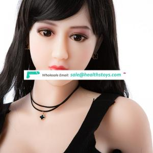 2019 New Listing 168CM Full  Size Solid TPE Love Doll Skeleton  Entity Adult  Doll Cheap  Silicone Sex Doll For Men