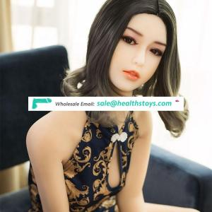 2019 new sexy mini small chest real silicone doll toys for adults