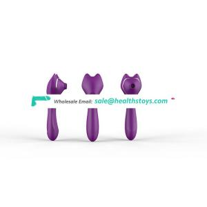 7 speed pulsation Clitoris Stimulation vibrator with heating for Women Clit Sucker for Adult