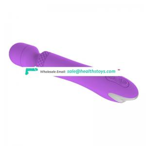 A flexible body AV 360degrees massage wand massager vibrator