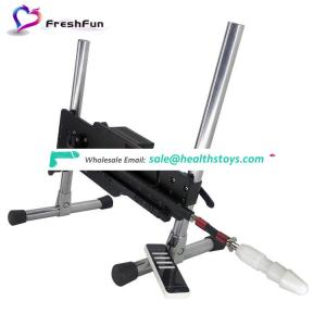 Adjustable speeds Automatic pumping telescopic Adapt to global voltage hot sex machine for man woman masturbator