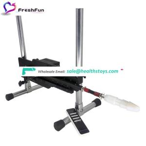 Adjustable speeds Automatic pumping telescopic Adapt to global voltage wholesale sex machine toys for man woman masturbator