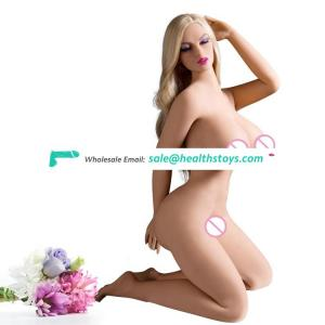 Adult toy store sale of big boobs breast healthy silicone sex toys for men silicone dolls