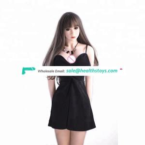 Chinese young girl TPE 165cm Huge chest/breast cheap silicone sex doll for men masturbator