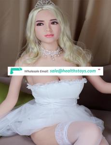 Cool American Girl Realistic Doll 165cm Lifelike TPE Huge Boob Big Ass Sex Doll Real Love Toy Adult Male Masturbation