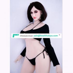 Customizable 161cm Japanese girl Full body real TPE silicon big ass sex doll for men