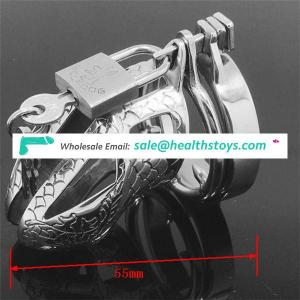 DragonvMale Chastity device Adult Cock Cage BDSM Chastity penis plug BDSM CBT Fetish C010