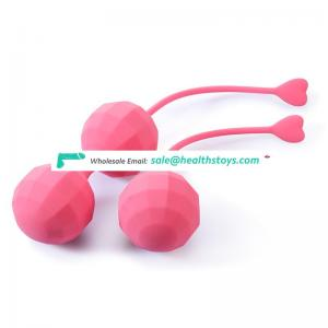 Dumbbell benwa ball kegel exercise weights for vagina tightening