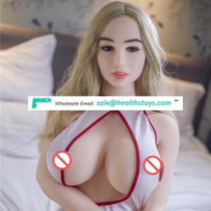 Factory 2019 new design 162 cm big ass sex doll with smart voice and heating system doll sex silicone