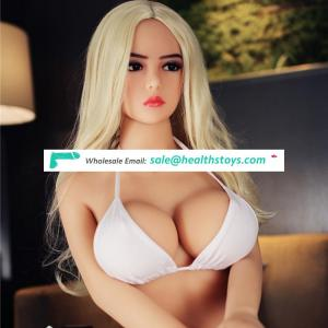 Factory 2019 new design top quality 165 cm tpe sex doll with smart voice and heating system silicon sex dolls