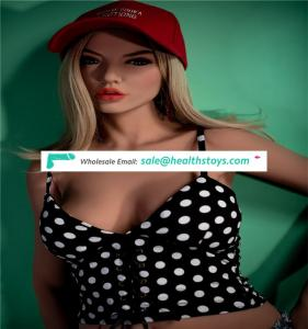 Factory new design online sex shop high quality 160 cm silicone sex doll with voice and heating system ly sex dolls 23th head