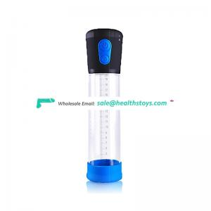 Factory price High quality Electric strong motor 3 speeds Exercise endurance penis pump sleeve for men