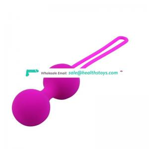 Factory price Hot sale A set Exercise vaginal muscles koro ball for women