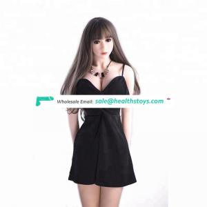 Factory price TPE 165cm Chinese young girl big chest Big ass Oral/Anal/Vagina 3 holes sex doll adultfor men